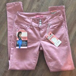 Pants - Butt Lifting Skinny Jeans